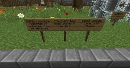 Physical & Chemical Properties & Changes Minecraft Map & Project
