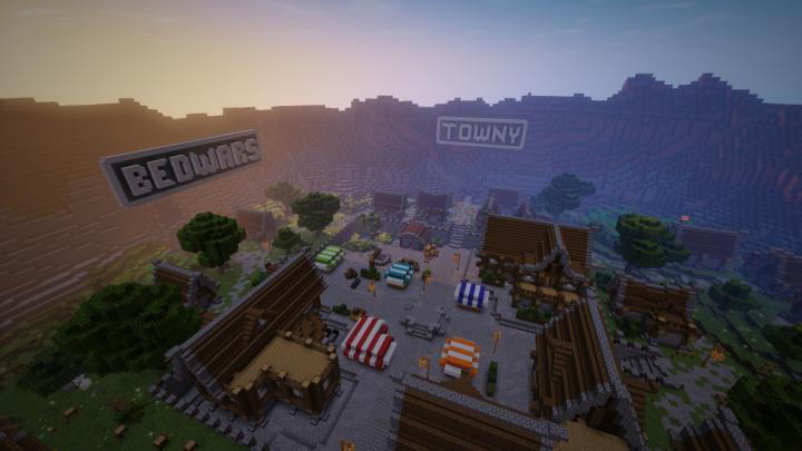 Popular Server Project : LoM Lobby