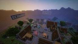 LoM Lobby Minecraft Map & Project