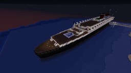SS America / American Star Minecraft Map & Project