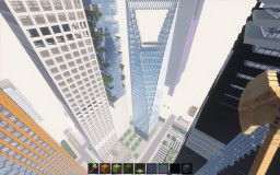 Modern City 1.0 Minecraft Map & Project