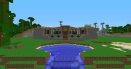 Jurassic Park Minecraft Map & Project