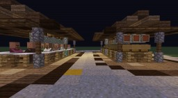 Market place Minecraft Map & Project