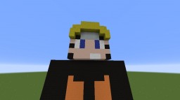 3D Naruto World Minecraft Map & Project