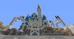 Disney world 1:1 scale Minecraft Map & Project