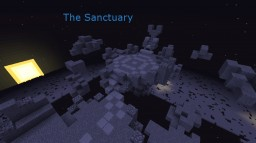 The Sanctuary of Thanos Minecraft Map & Project