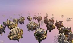 Skywars Map - Bones Minecraft Map & Project