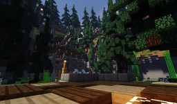 Server Lobby - Free Download Minecraft Map & Project