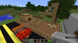 Tuber town project Minecraft Map & Project