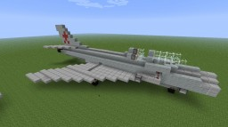 Mikoyan-Gurevich MIG-19 Minecraft Map & Project