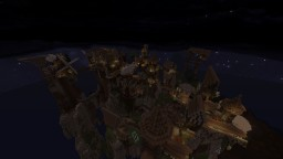 Zaelundia [5 Cities with Monuments] WIP Minecraft Map & Project