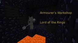 Armourers Workshop - Lord of the Rings Minecraft Mod