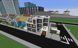 Suburban House 3 Minecraft Map & Project