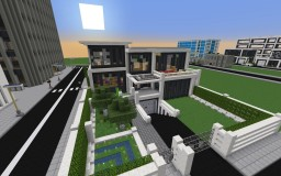 [Modern] Villa / House 4 Minecraft Map & Project