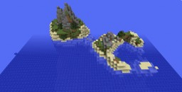 Is it even land Minecraft Map & Project