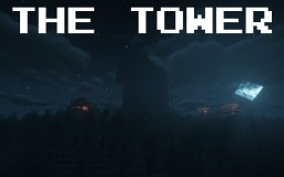 The Tower - A Story-Driven Adventure Map Minecraft Map & Project