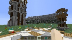 Skywars Lobby Minecraft Map & Project