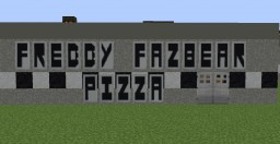 Freddy Fazbear's Pizza {FNaF1 Updated} Minecraft Map & Project