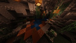 The Cave Minecraft Map & Project
