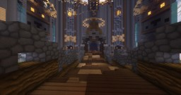 Poopies - Modded Survial Server Spawn Minecraft Map & Project