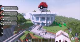 Pixelmon Reforged 1.12 Minecraft Map & Project
