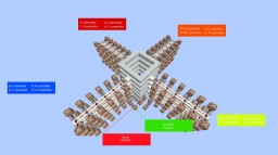 Kyreen Player Cannon v2 Minecraft Map & Project