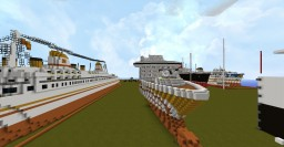 SS Corn III (New Flagship) Minecraft