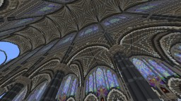Coronation Cathedral Minecraft Map & Project
