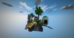 Fantasy hub > FREE DOWNLOAD Minecraft Map & Project