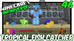"""Tropical Fish Catcher"" [46] Minecraft Bedrock Edition Minecraft Blog Post"