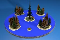FarmFrenzy - FarmForest Minecraft Map & Project