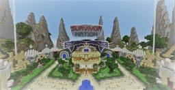 SurvivorNation - New Network Needing Staff Minecraft Map & Project