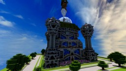 Carca's Dream Castle Minecraft Map & Project