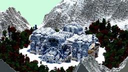 Château de Verre Minecraft Map & Project
