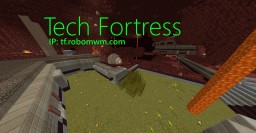 Tech Fortress - a near-vanilla experience Minecraft