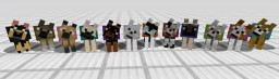More Dogs Minecraft Texture Pack
