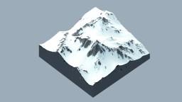 Snowy Peaks Minecraft Map & Project