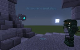 Armourer's Workshop - Halo Game stuff Minecraft Map & Project