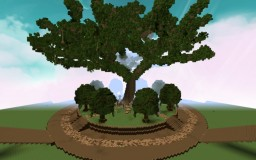 Spawn - Tree Hub Minecraft Map & Project