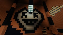 Bendy and the ink machine custom RP 1.2 (bedrock edition) Minecraft Map & Project