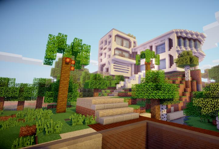 Popular Project : Paradise Manor