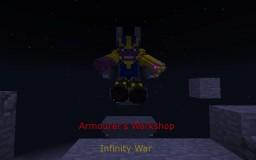 Armourers Workshop - General Superhero Content Minecraft Mod