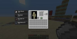 Iron Golem Powers Minecraft Map & Project