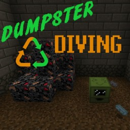 Dumpster Diving Minecraft Mod