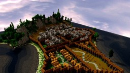 Manitou Springs - Medieval Town Minecraft Map & Project