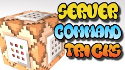 Command Block Server Tricks Minecraft Map & Project