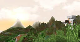 World Painter EPIC FANTASY WORLD Minecraft Map & Project
