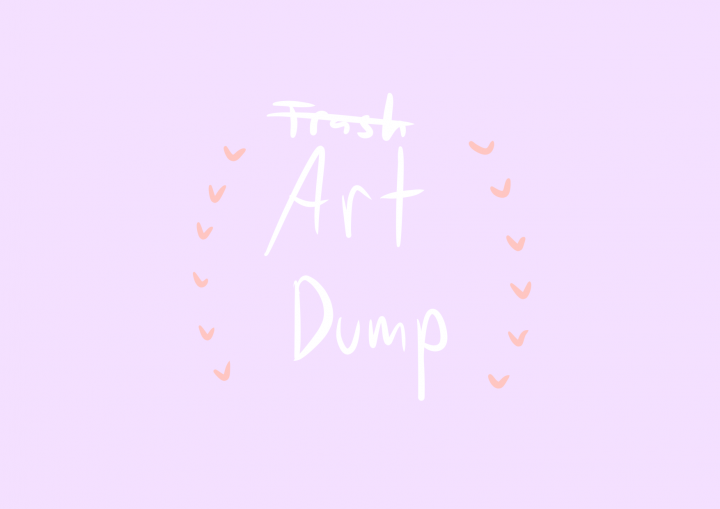 Popular Blog : art dump from a 12 year old