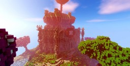 Shadow Kingdom Plot Build Minecraft Map & Project