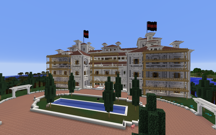 Popular Server Project : Imperial Legion - Imperial Palace